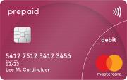 Förbetalt kort MasterCard Everyday - Cashkort