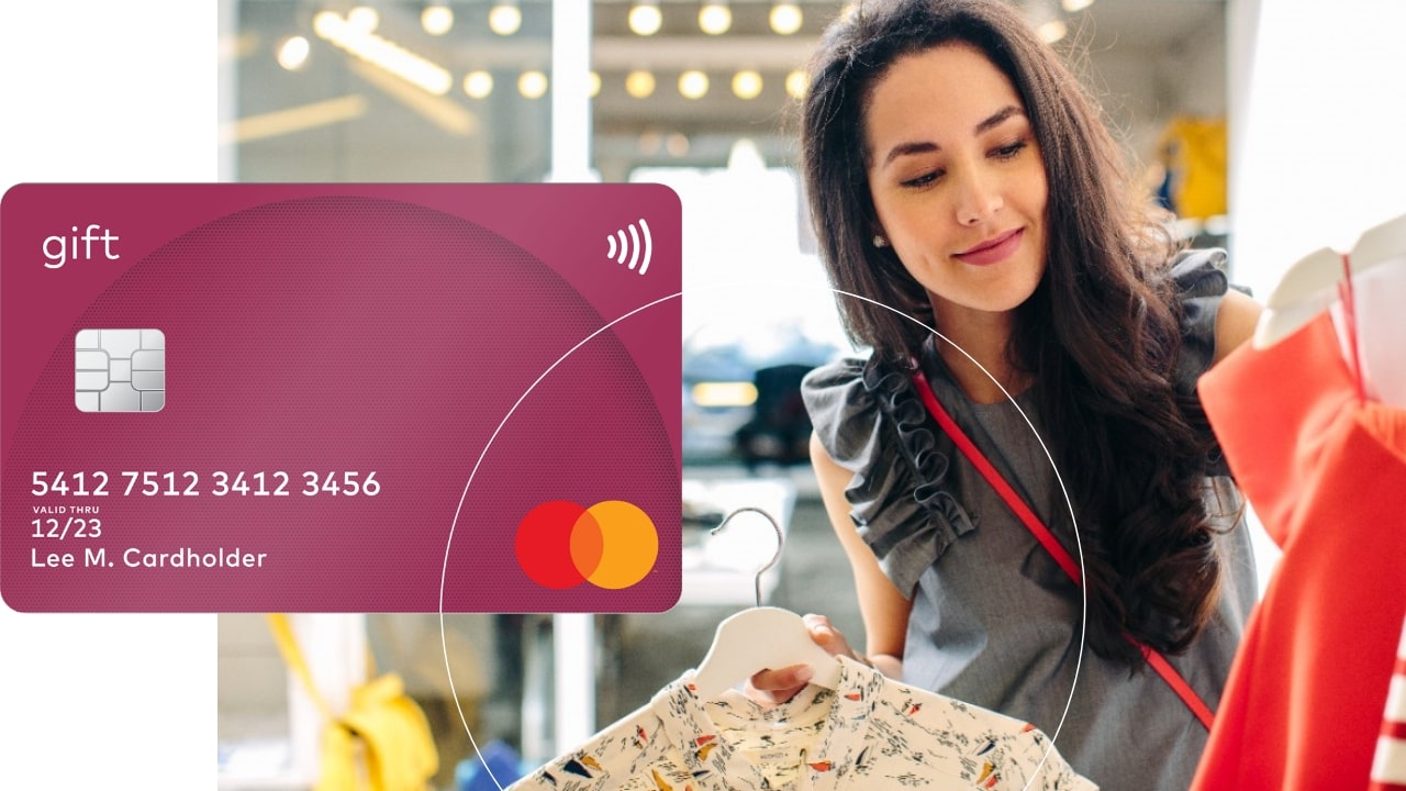 Mastercard Prepaid Gift Card Reloadable Gift Card